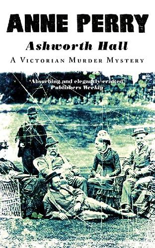 9780006510918: Ashworth Hall (A Victorian murder mystery)