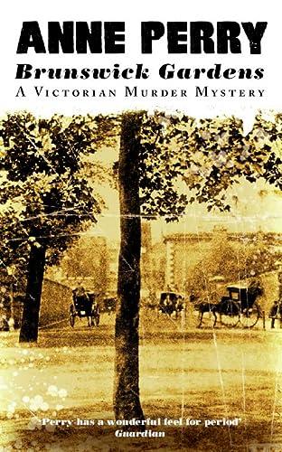 9780006510925: Brunswick Gardens (A Victorian murder mystery)