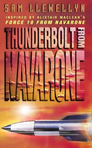 9780006511045: Thunderbolt from Navarone