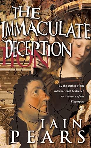 9780006511113: The Immaculate Deception (Jonathan Argyll Mystery)