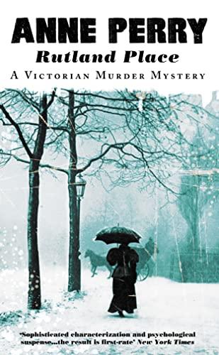9780006511243: Rutland Place (A Victorian Murder Mystery)