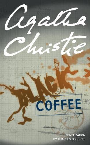 9780006511373: Black Coffee (Poirot)