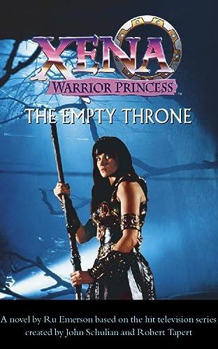 9780006511502: Xena: The Empty Throne