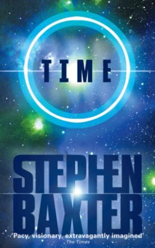 Time (Manifold 1): Baxter, Stephen