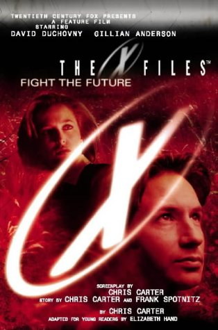 9780006511892: The X-Files Movie: Young Adult Novelization