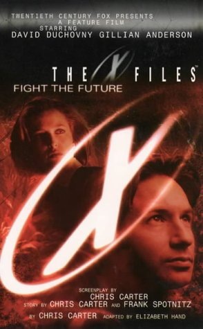 9780006511908: The X-Files: Fight the Future Film Novel Adapted for Young Readers: Adapted for Young Readers (The X