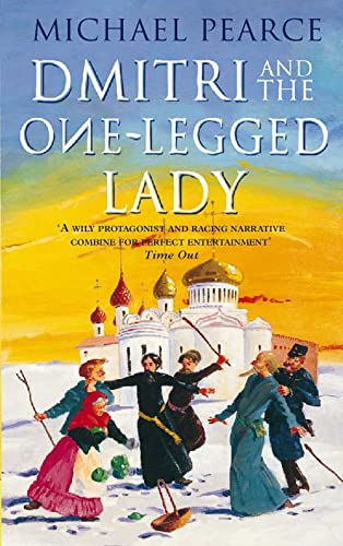 9780006512127: Dmitri and the One-legged Lady