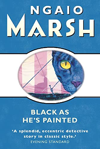 9780006512288: Black As He's Painted