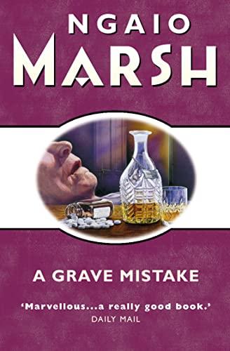 9780006512301: Grave Mistake