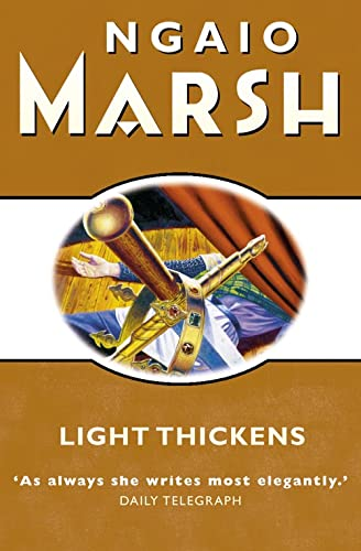 9780006512325: Light Thickens