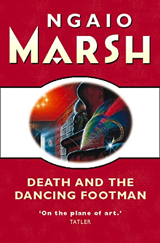 9780006512370: Death and the Dancing Footman