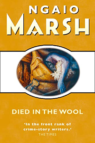 9780006512394: Died in the Wool