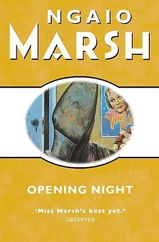 9780006512448: Opening Night