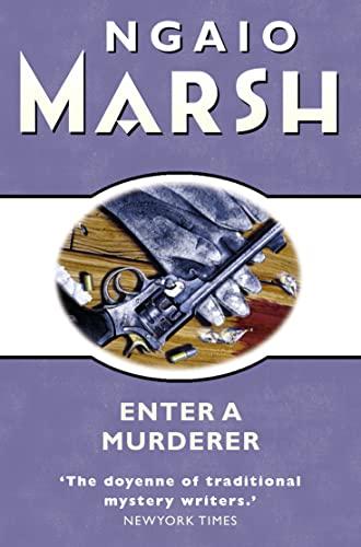 9780006512523: Enter a Murderer