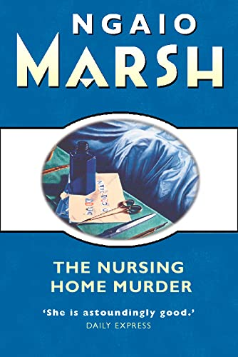 9780006512530: The Nursing Home Murder