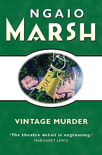 9780006512554: Vintage Murder
