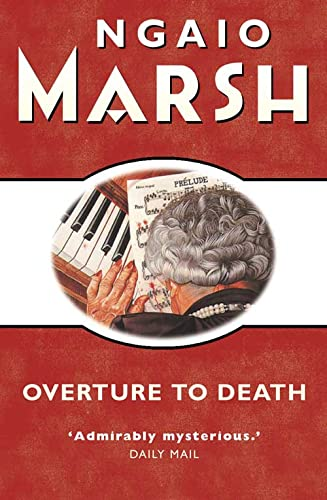 9780006512585: Overture to Death