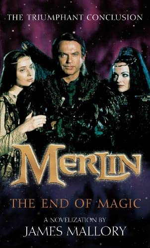 9780006512912: Merlin - The End of Magic
