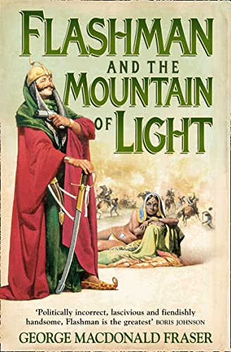 9780006513049: Flashman and the Mountain of Light (The Flashman Papers)
