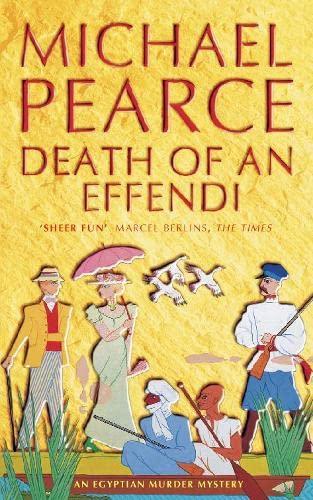 9780006513278: Death of an Effendi