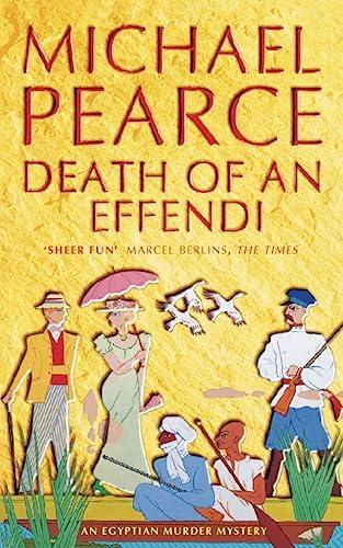 9780006513278: Death of an Effendi (A Mamur Zapt Mystery)