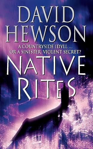 9780006513582: Native Rites