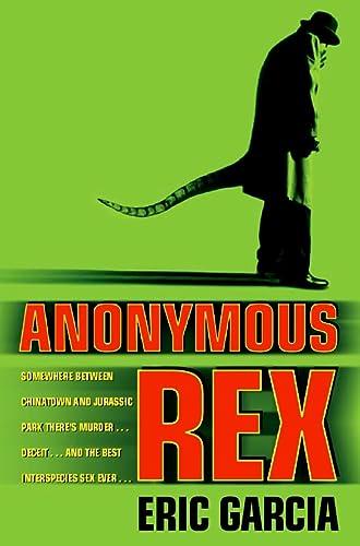 9780006513803: Anonymous Rex