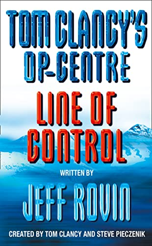 9780006513995: Line of Control (Tom Clancy's Op-Centre)