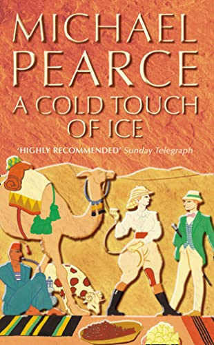 9780006514725: A Cold Touch of Ice (A Mamur Zapt Mystery)