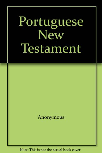 9780006522119: Portuguese New Testament