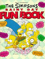 9780006530169: The Simpsons Rainy Day Fun Book