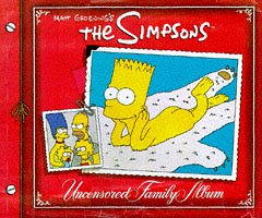 9780006530183: The Simpsons Uncensored Family Album