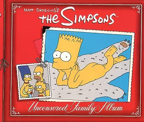 9780006530183: Simpsons Uncensored Family Album