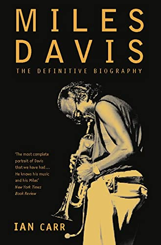 9780006530268: Miles Davis: The Definitive Biography