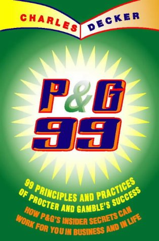 9780006530367: P & G 99: 99 Principles and Practices of Procter and Gamble's Success