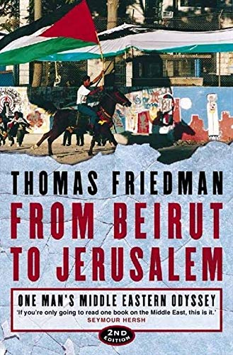 9780006530701: From Beirut to Jerusalem: One Man's Middle Eastern Odyssey