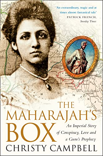 9780006530787: The Maharajah's Box: An Imperial Story of Conspiracy, Love and a Guru's Prophecy