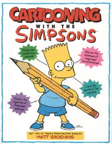 9780006531029: Cartooning With the Simpsons