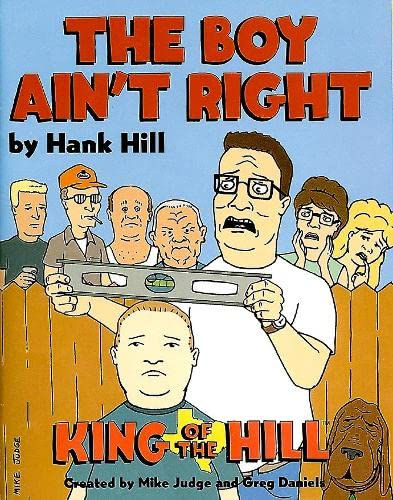 9780006531104: King of the Hill: The Boy Ain't Right (King of the Hill)