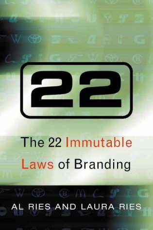 9780006531296: The 22 Immutable Laws of Branding