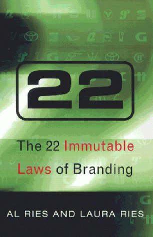 9780006531296: 22 Immutable Laws of Branding