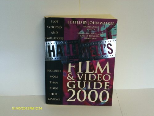 9780006531654: Halliwell's Film and Video Guide 2000