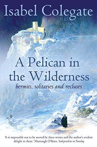 9780006531883: A Pelican in the Wilderness: Hermits, Solitaries and Recluses