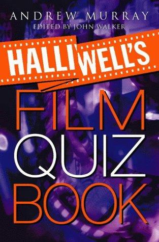 9780006531944: Halliwell's Film Quiz Book
