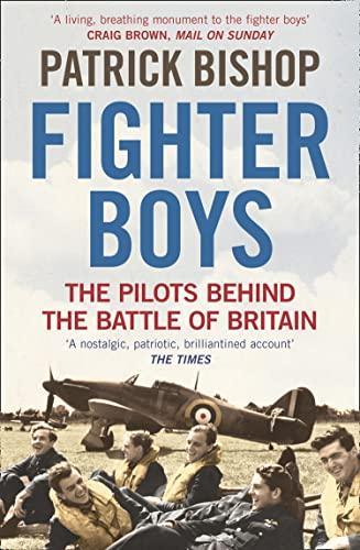 9780006532040: Fighter Boys: Saving Britain 1940