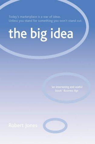 9780006532347: The Big Idea