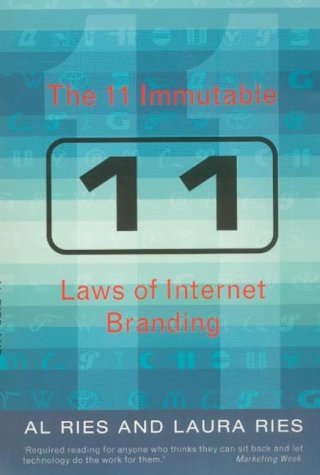 9780006532477: The 11 Immutable Laws of Internet Branding