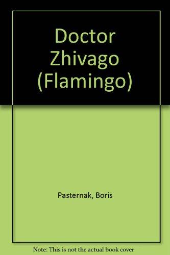 9780006540090: Doctor Zhivago (Flamingo)