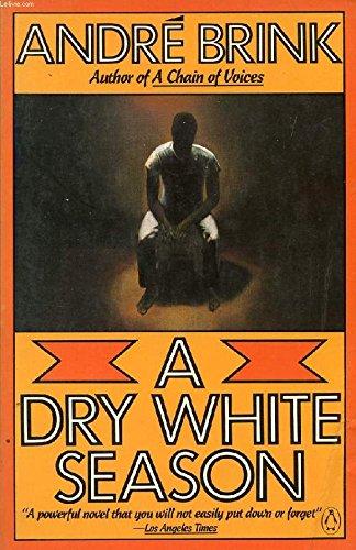 9780006540144: A dry white season