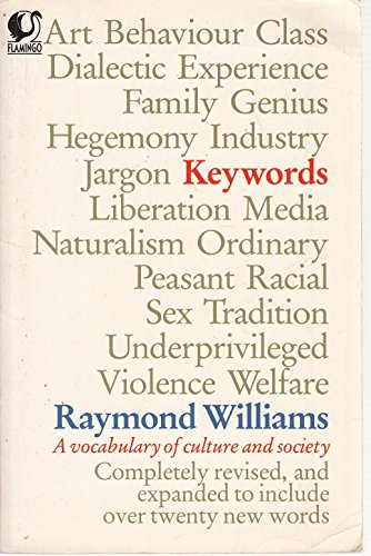 Keywords (Flamingo): Williams, Raymond